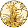 1/4 oz American Eagle 10 USD The United States Mint
